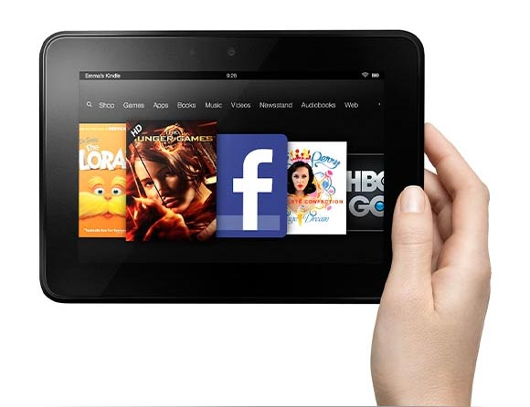 Kindle Fire HD 7-inch