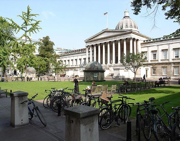 The Wilkins Building, University College London