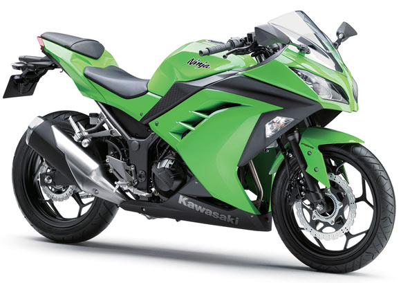 IN PICS: The amazing Kawasaki Ninja 300R