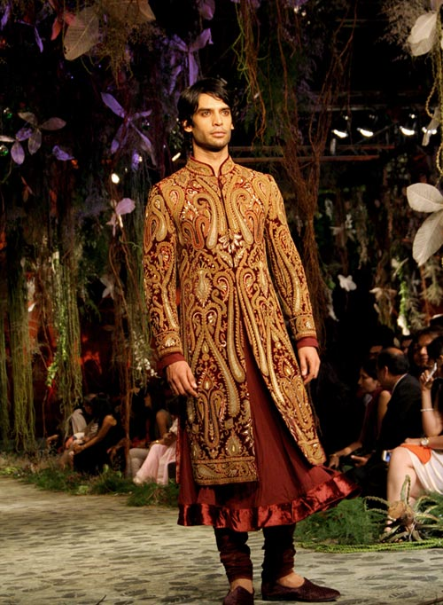 Gaurav Arora for Tarun Tahiliani