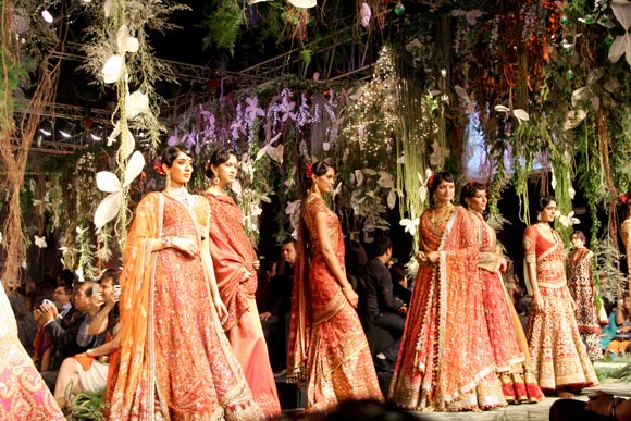 Tarun Tahiliani creations