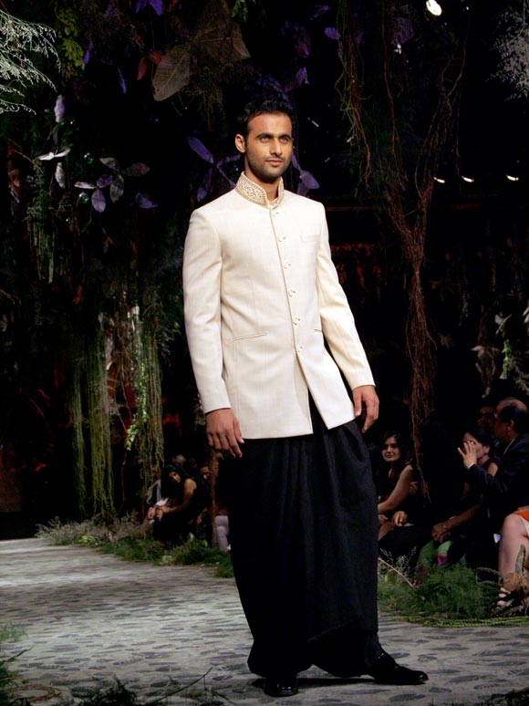 Freddy Daruwala for Tarun Tahiliani