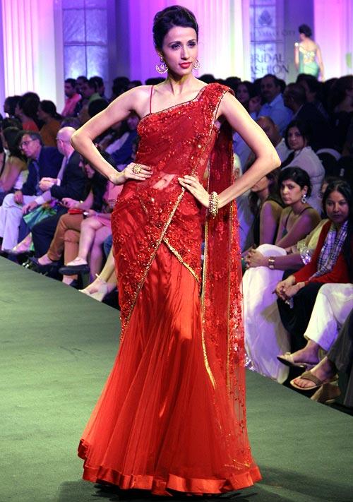 Alesia Raut for Jyotsna Tiwari