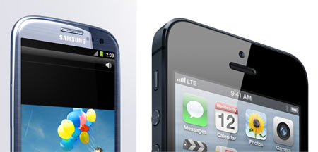 iPhone 5 Vs Galaxy S III: Which is better?