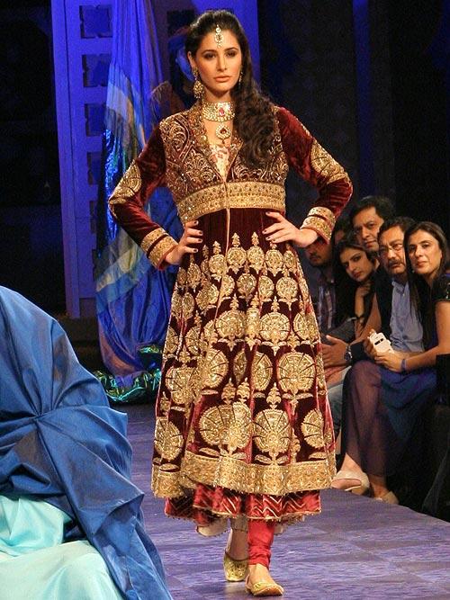 Nargis Fakhri for JJ Valaya