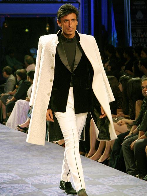 Rahul Dev for JJ Valaya