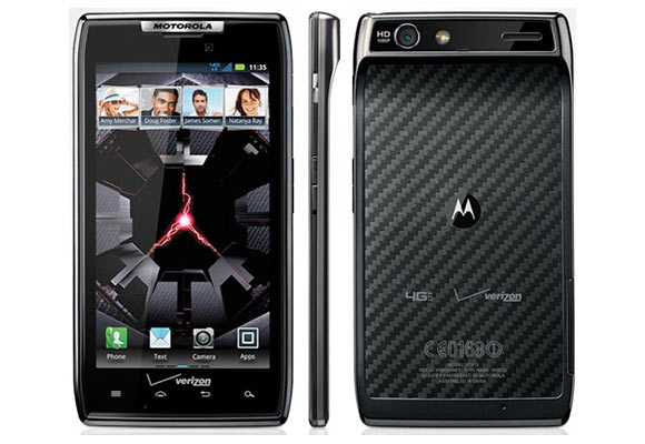 PICS: Motorola Razr i with 2GHz Intel Atom processor
