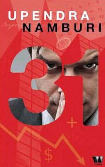 Book cover of Upendra Namburi's 31