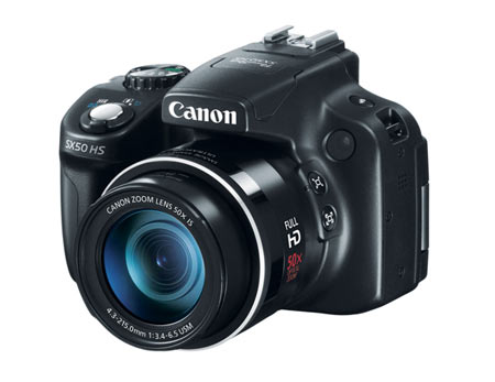 PICS: Canon announces three PowerShot cameras for India