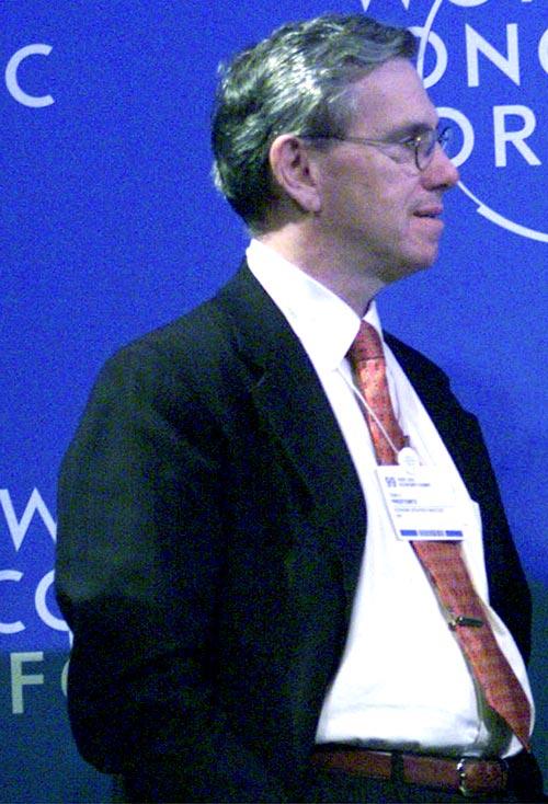 Clyde Prestowitz
