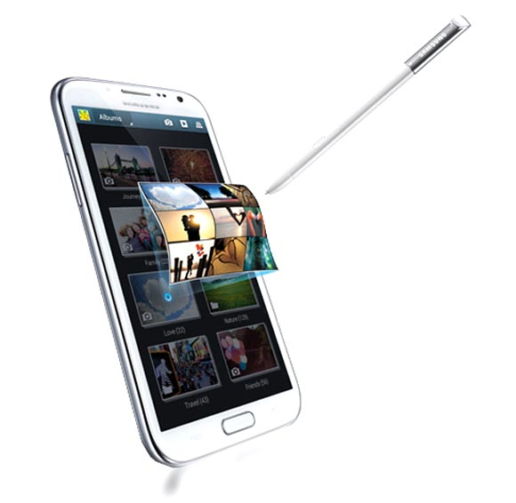 Samsung Galaxy Note II: First impressions