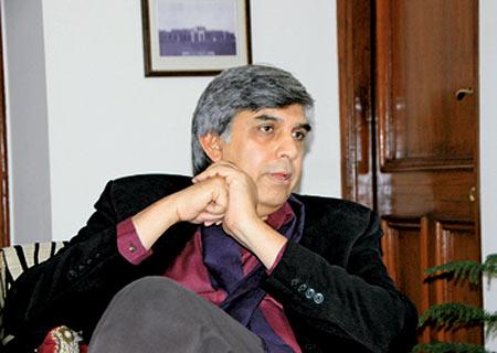 Dinesh Singh, vice chancellor, Delhi University