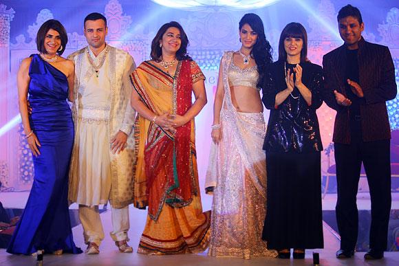 Varuna D Jani, Anu Ranjan, Neeta Lulla and Pavithran Nambiar