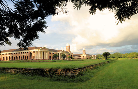IMAGES: India's most beautiful campuses
