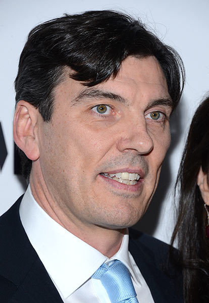 Chairman and CEO of Aol Tim Armstrong attends the red carpet premiere of MAKERS: Women Who Make America, a documentary proudly presented by Simple(r) Facial Skincare, on February 6
