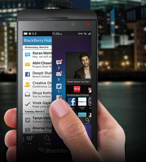 Review: BlackBerry Z10