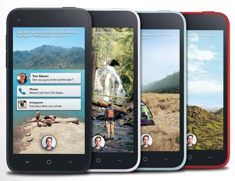 Facebook Phone! Now yours for Rs 25k!