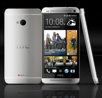 Smartphone review: HTC One