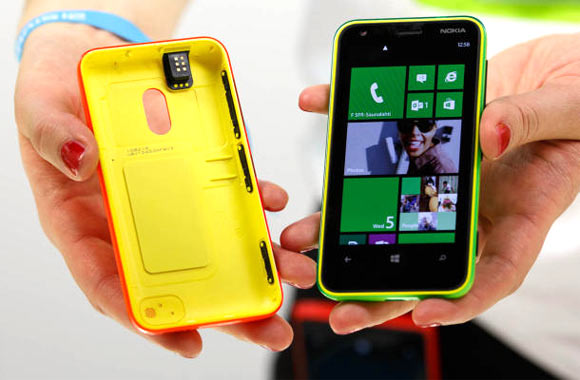 Mobile review: Nokia Lumia 620