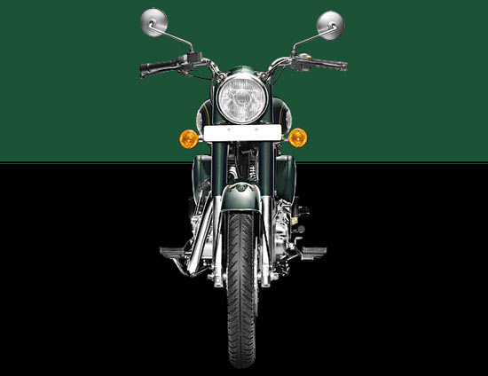 PICS: The new and improved Royal Enfield Bullet 500