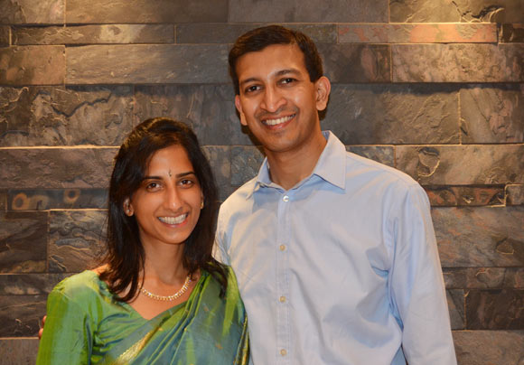 Raj Chetty and Sundari Chetty