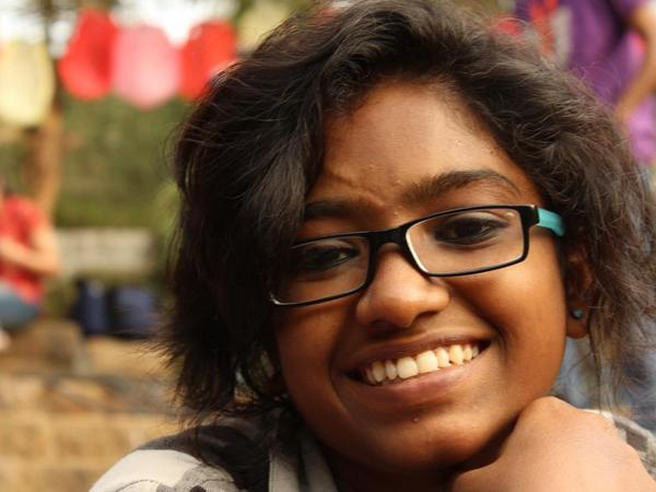 Shweta Katti, the teenager from Mumbai's red light area who has won a scholarship to Bard College in New York