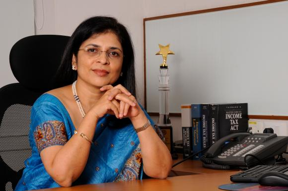 Vibha Padalkar, ED and CFO, HDFC Life