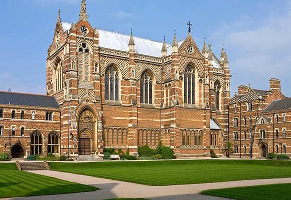 Keble College, University of Oxford, UK