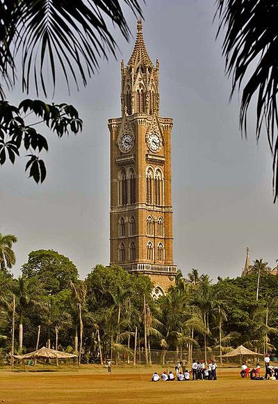 Mumbai University was ranked at Number 18 among top 20 institutes producing rich alumni
