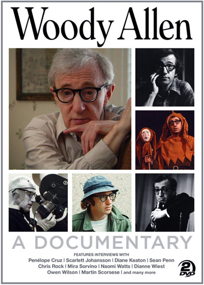 Poster of Woody Allen: A documentary