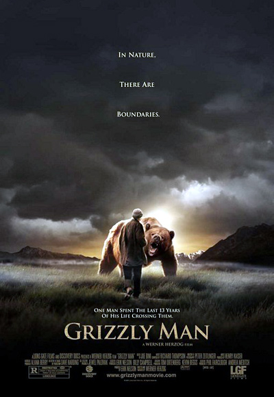 Poster of Grizzly Man