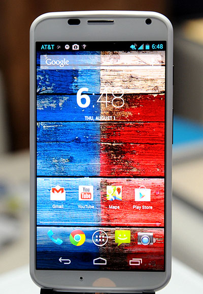 Google Moto X launched to take on Apple and Samsung