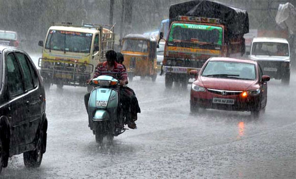 Ride safe: 10 tips for biking in the rains