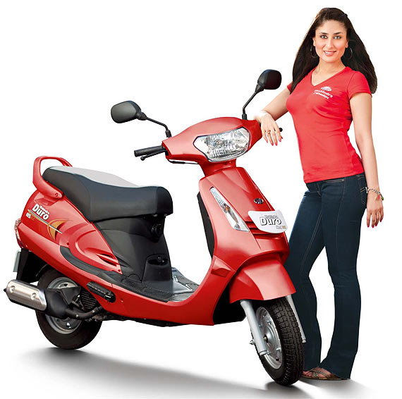 Two-Wheeler Scooty Price in India