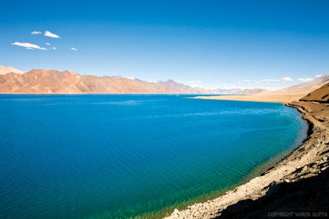 Pangong Lake/Ladakh