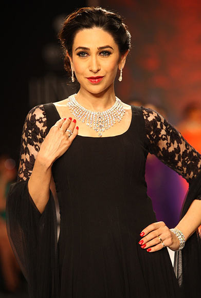 Karisma Kapoor for Kays Jewels