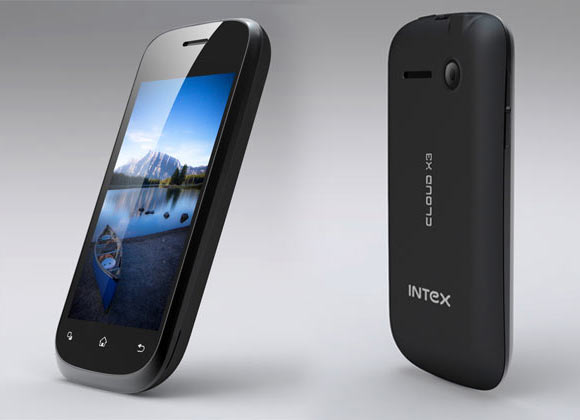 Intex Cloud X3