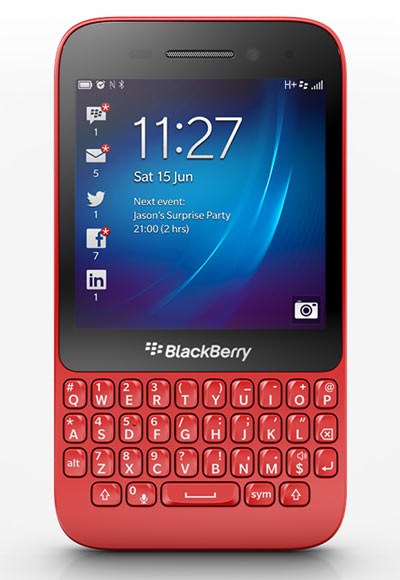 BlackBerry Q5: What's HOT, what's NOT!