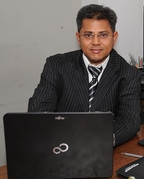 Sudheer Nair, CEO, Eresource Infotech Pvt Ltd