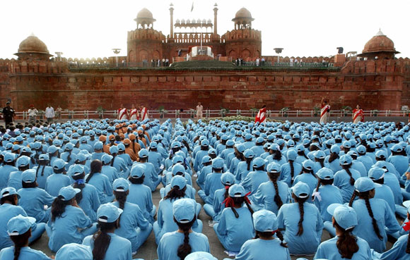 Red Fort (Lal Quila), New Delhi