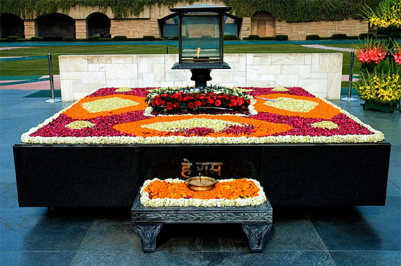 Raj Ghat, New Delhi