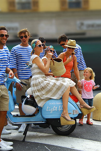 Vespa fan? Test your trivia with this quiz!