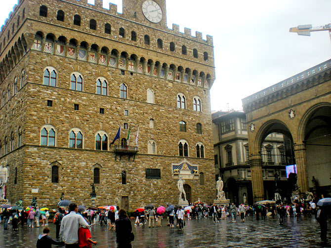 Another view of Florence.