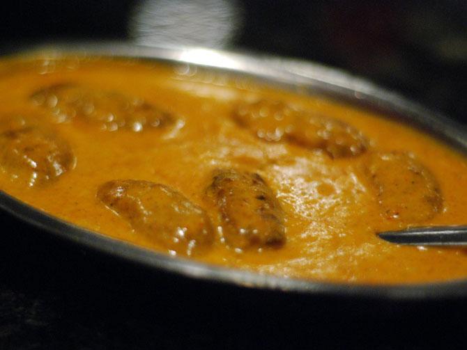Jain Malai Kofta