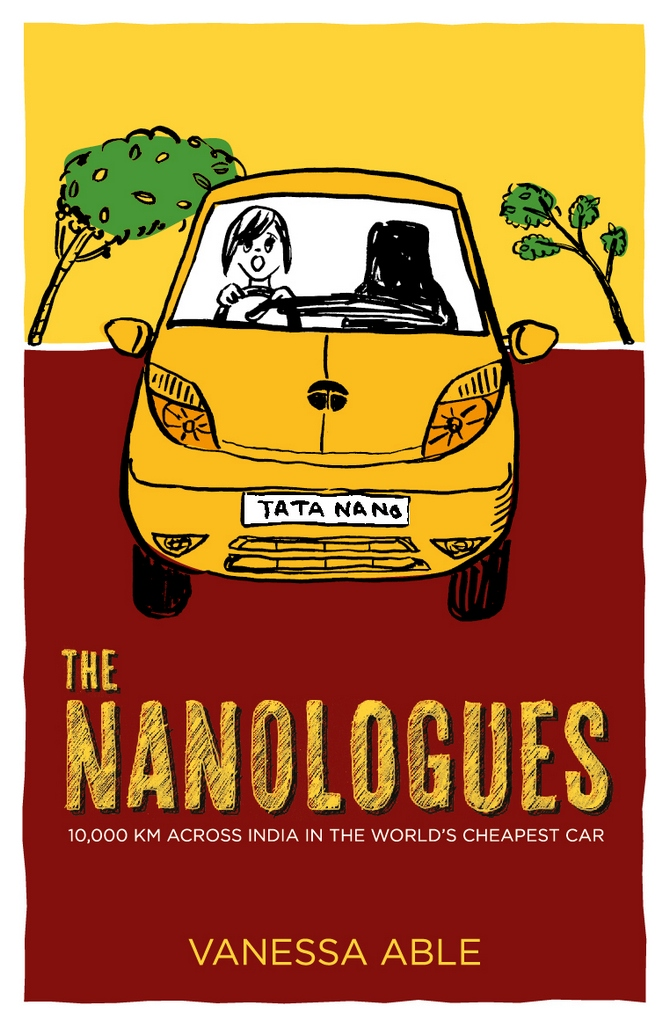 The Nanologues is a fascinating account of Vanessa Able's trip around the country in a Nano