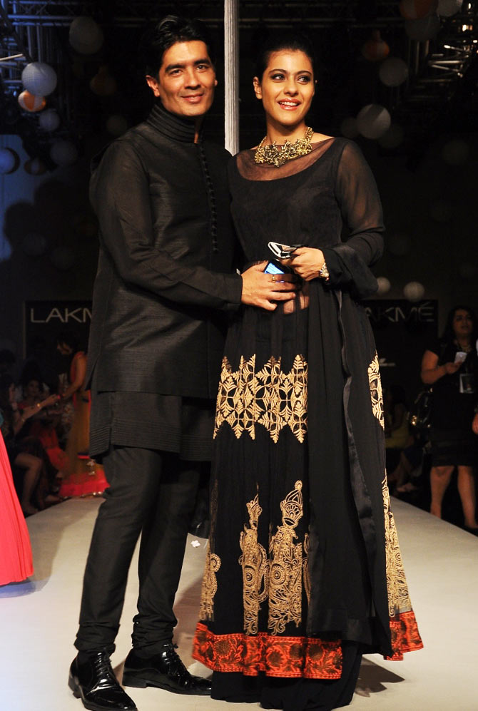 PHOTOS: Kajol, Lara, Jacqueline at Lakme Fashion Week