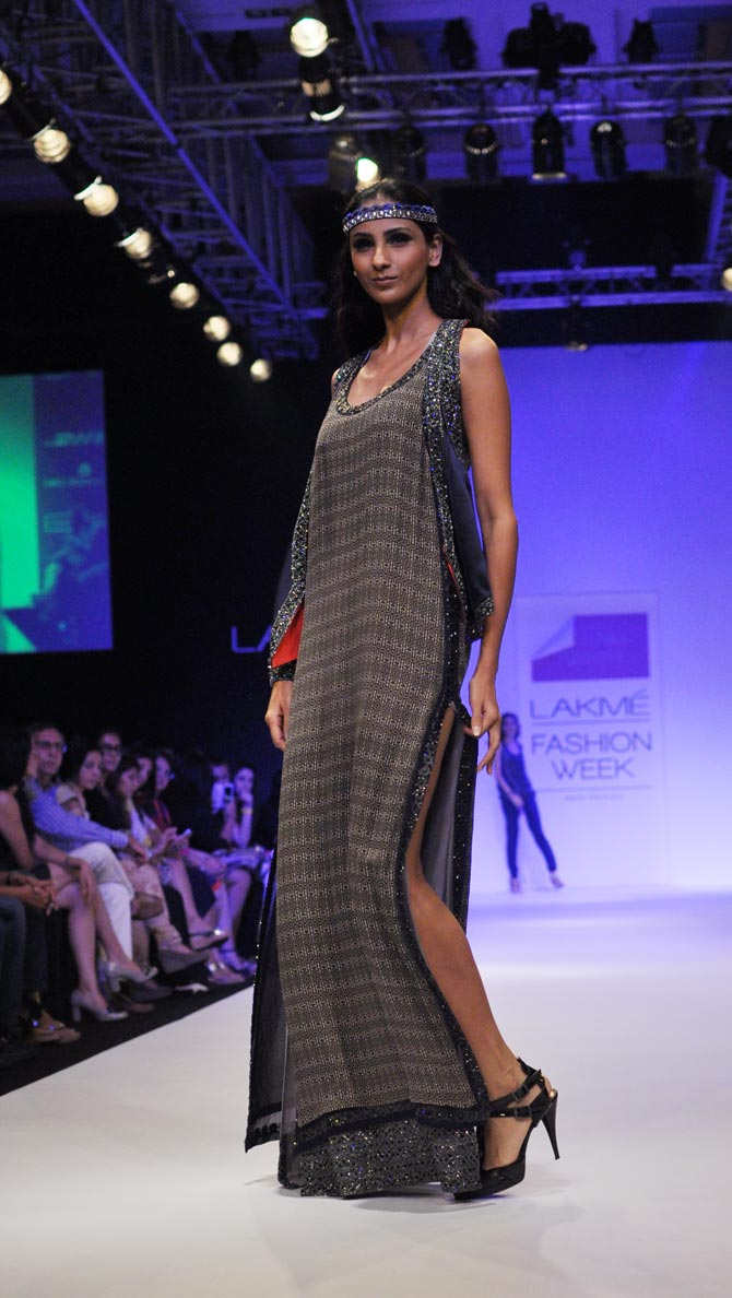 An Anushka Khanna creation