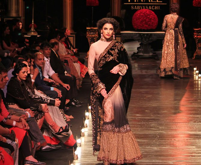 PHOTOS: Was this the GREATEST Sabyasachi show ever?