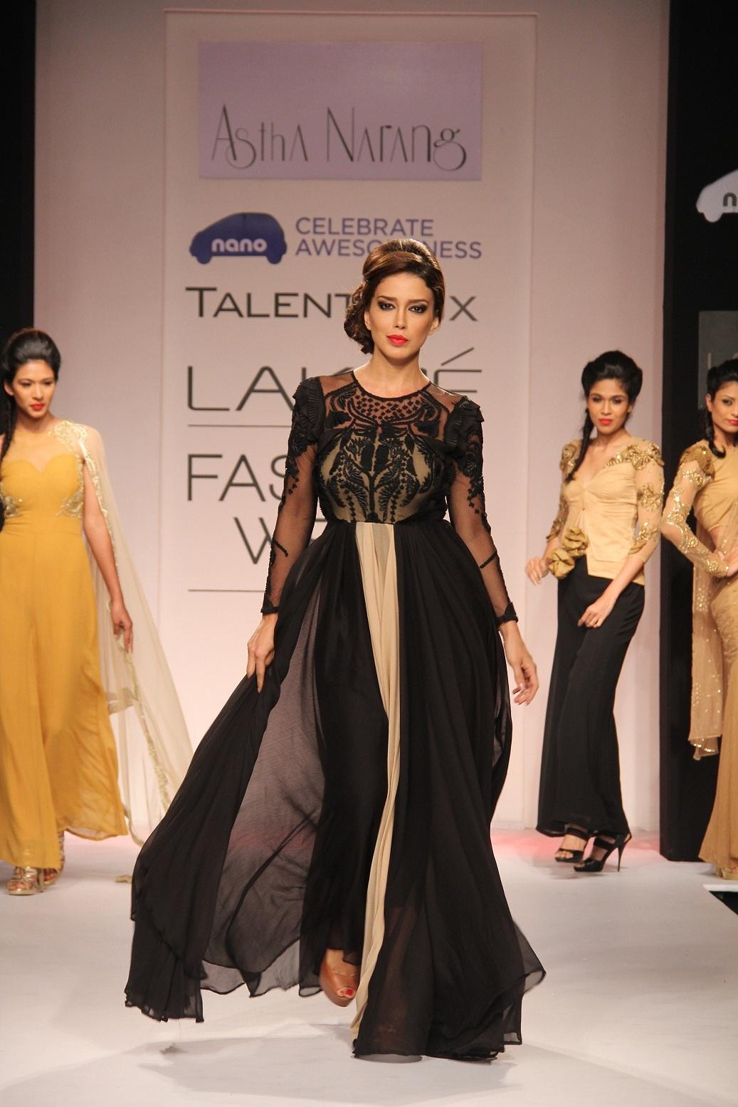 Sahar Biniaz for Astha Narang