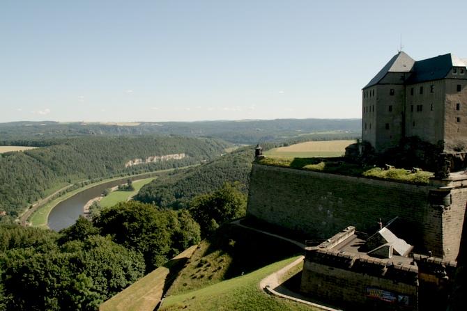 Konigstein fortress